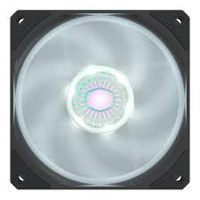 Cooler Master ventilátor SICKLEFLOW 120, bílý - MFX-B2DN-18NPW-R1