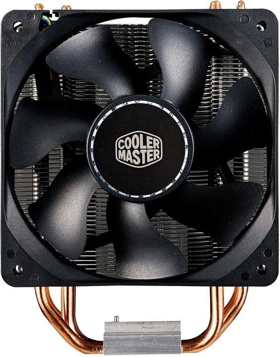 COOLER MASTER CPU chladič HYPER 212X, černý - RR-212X-17PK-R1