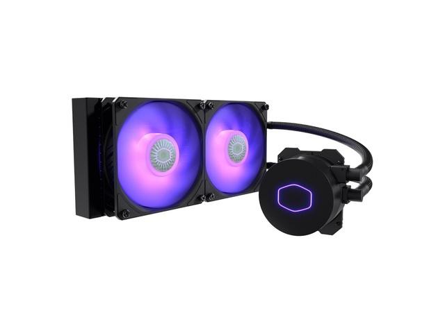Cooler Master vodní chladič MASTERLIQUID LITE ML240L V2 RGB - MLW-D24M-A18PC-R2