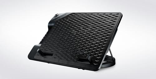 Cooler Master chladící podstavec ERGOSTAND III pro notebooky do 17'' - R9-NBS-E32K-GP
