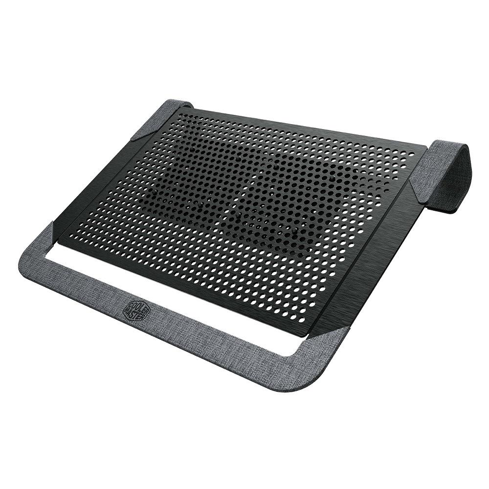 Cooler Master chladící podstavec NOTEPAL U2 PLUS V2, černý - MNX-SWUK-20FNN-R1