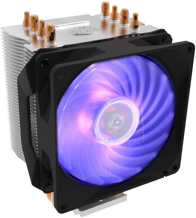 Cooler Master CPU chladič HYPER H410R RGB - RR-H410-20PC-R1
