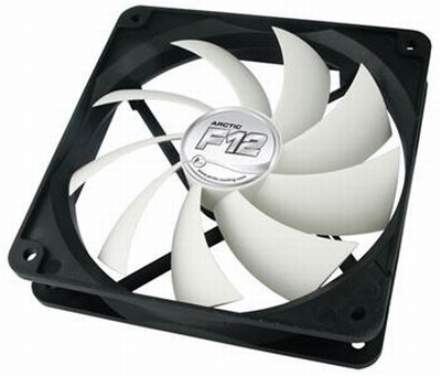 přídavný ventilátor Arctic Cooling Fan Arctic F12 - AFACO-12000-GBA01