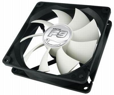 přídavný ventilátor Arctic Cooling Fan Arctic F9