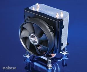 AKASA chladič CPU - X4 - Intel i Amd
