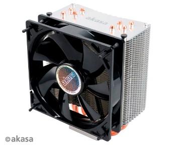 AKASA chladič CPU - Nero 3 - AK-CC4007EP01