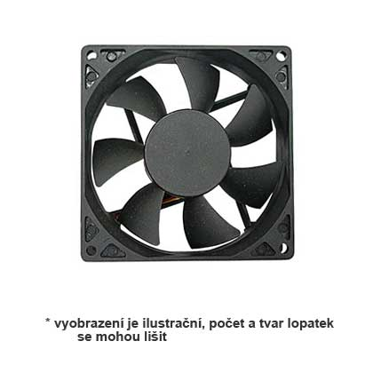PRIMECOOLER PC-8020L12S SuperSilent - PC-8020L12S