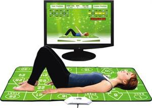 ARCTIC GYM - Interactive gaming mat