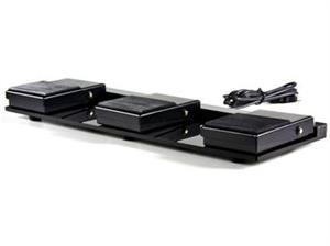 SCYTHE USB Foot Switch - Triple II - USB_3FS-2