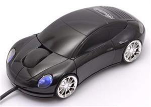ACUTAKE Extreme Racing Mouse BK2 (BLACK) 1000dpi