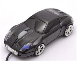 ACUTAKE Extreme Racing Mouse BK3 (BLACK) 1000dpi - ACU-ERM-BK3
