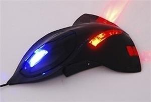 ACUTAKE Extreme AirForce Mouse EAM-800 (BLACK) - EAM-800 BLACK