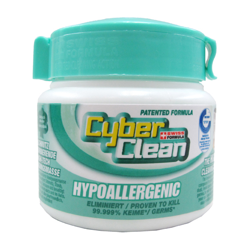 Cyber Clean Hypoallergenic Pop Up Cup 145g - 46242