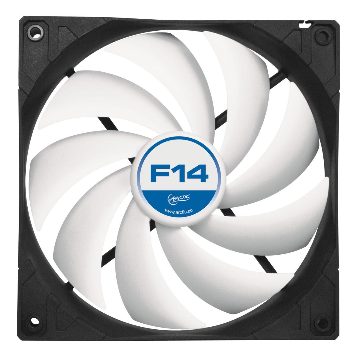 ARCTIC F14 Case Fan - 140mm low noise