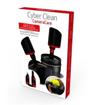 CYBERCLEAN CameraCare refill and cleaning set