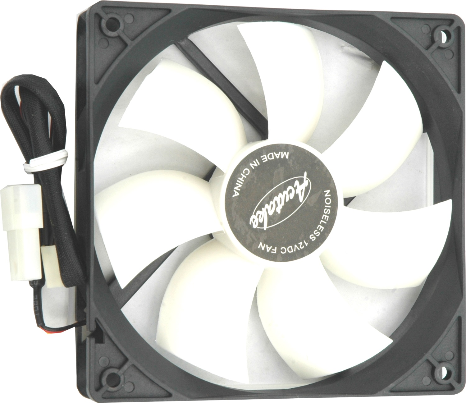 ACUTAKE ACU-FAN120 PRO (White Wing Fan Professional)