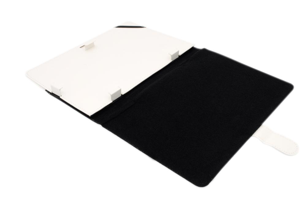 AIREN AiTab Leather Case 8 10'' WHITE - Leather Case 8 10W