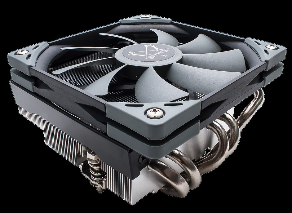 SCYTHE SCBSK-3000 Big Shuriken 3 CPU Cooler