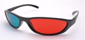 PRIMECOOLER PC-AD5 3D GLASSES Blue/Red - PC-AD53DGLASSES