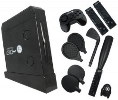 ARCTIC GC PRO (all-in-one 3D gaming console) - ORACO-GC002-BGA01