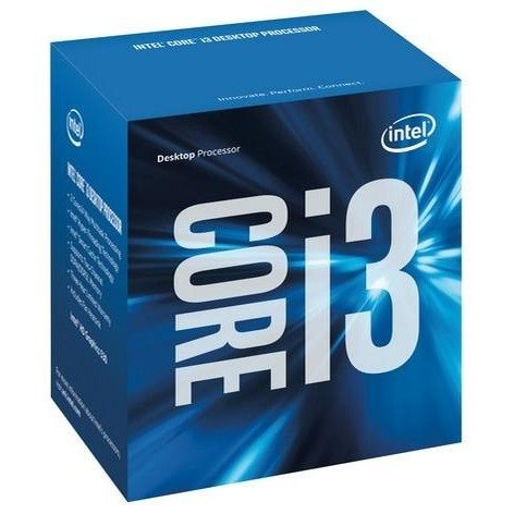 CPU INTEL Core i3-6100 BOX (3.7GHz, LGA1151, VGA)