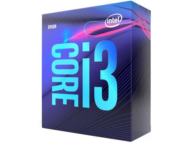CPU Intel Core i3-9100 BOX (3.6GHz, LGA1151, VGA)