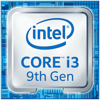 CPU Intel Core i3-9350KF (4.0GHz, LGA1151)