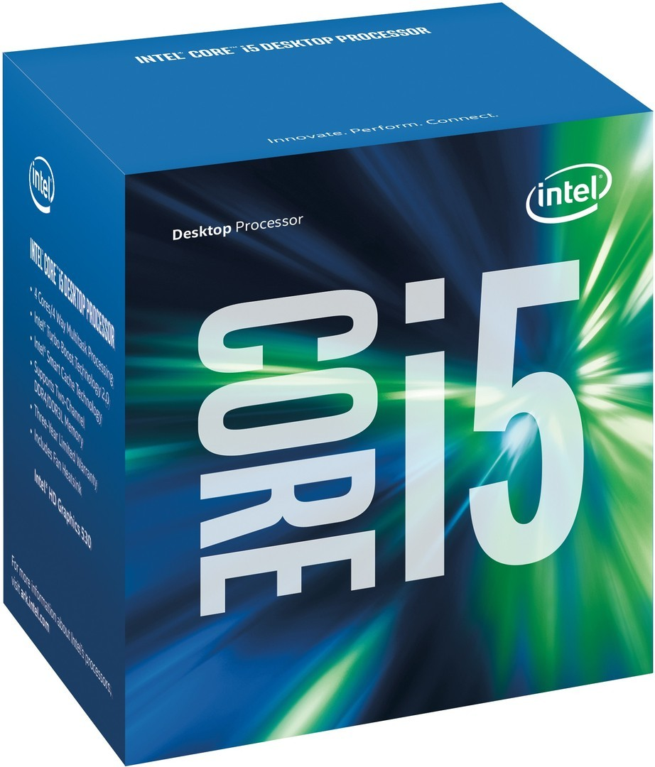 CPU INTEL Core i5-6402P BOX (2.8GHz, LGA1151, VGA)
