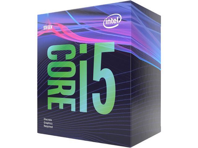 CPU Intel Core i5-9400F BOX (2.9GHz, LGA1151)