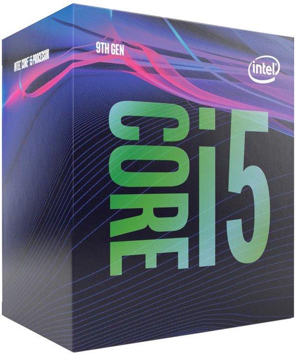 CPU Intel Core i5-9400 BOX (2.9GHz, LGA1151, VGA)