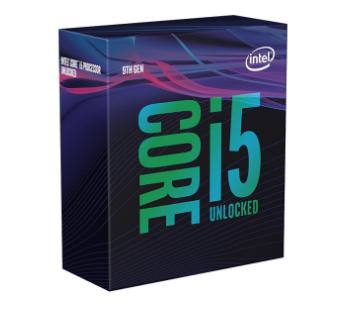 CPU INTEL Core i5-9600K (3.7GHz, LGA1151, VGA)