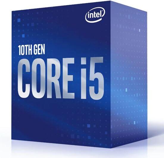 CPU Intel Core i5-10400 BOX (2.9GHz, LGA1200, VGA)
