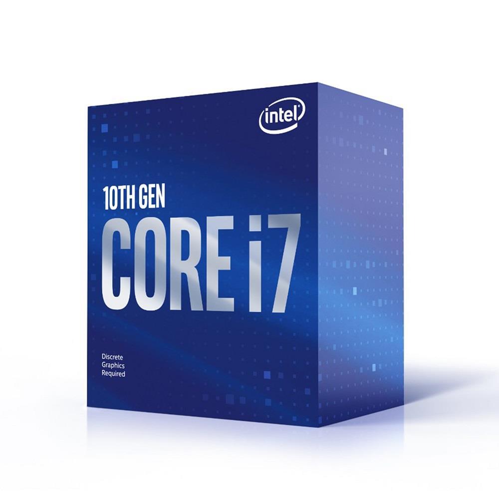 CPU Intel Core i7-10700F BOX (2.9GHz, LGA1200)