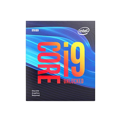 CPU Intel Core i9-9900KF (3.6GHz, LGA1151)