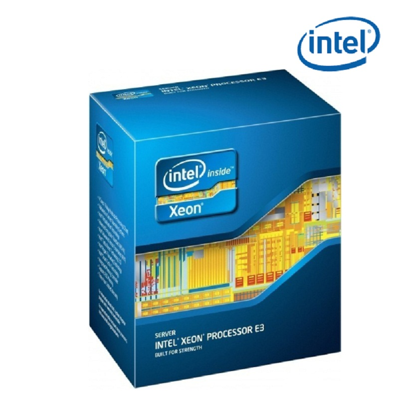 CPU Intel Xeon E3-1231 v3 (3.4GHz, LGA1150, 8MB)