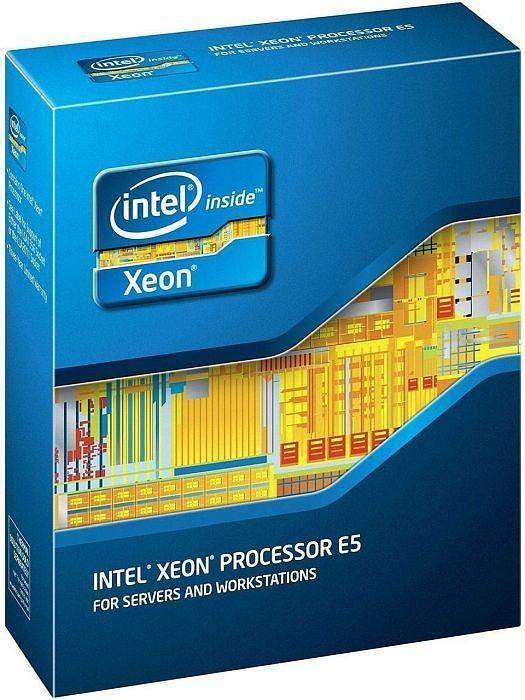 CPU Intel Xeon E5-2620 v2 (2.1GHz, LGA2011-0,15MB)