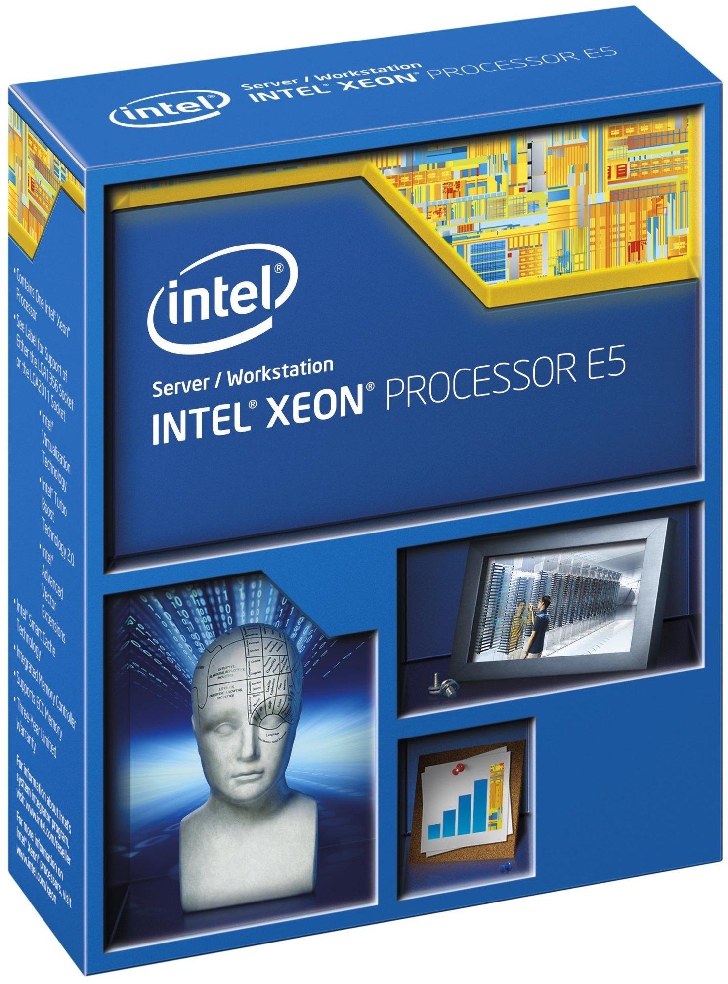CPU Intel Xeon E5-2640 v3 (2.6GHz, LGA2011-3,20MB)