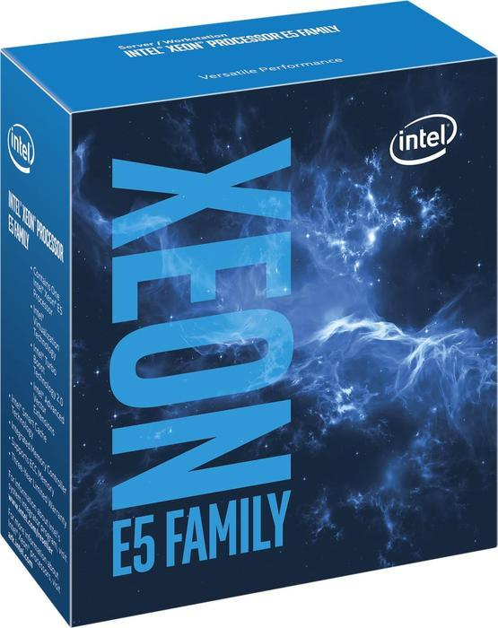 CPU Intel Xeon E5-2650 v4 (2.2GHz, LGA2011-3,30MB)