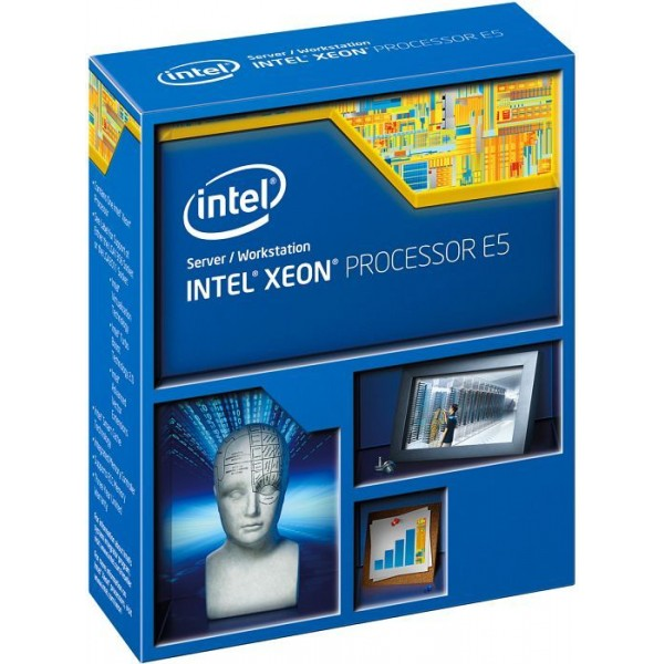 CPU Intel Xeon E5-2420 v2 (2.2GHz, LGA1356, 15M)