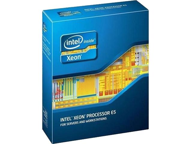 CPU Intel Xeon E5-2430 v2 (2.5GHz, LGA1356, 15M)