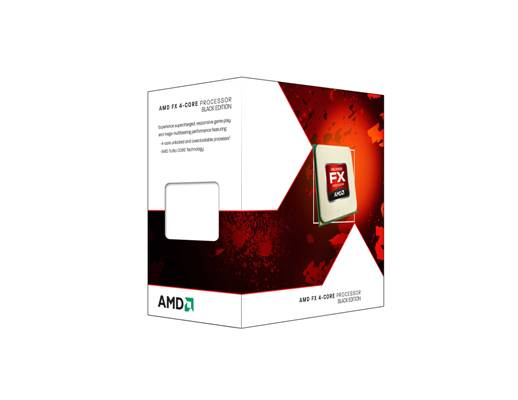 CPU AMD FX-4300 4core Box (3,8GHz, 8MB)