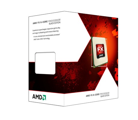 CPU AMD FX-6300 6core Box (3,5GHz, 14MB)