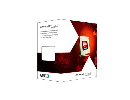 CPU AMD FX-6350 6core Box (3,9GHz, 14MB)