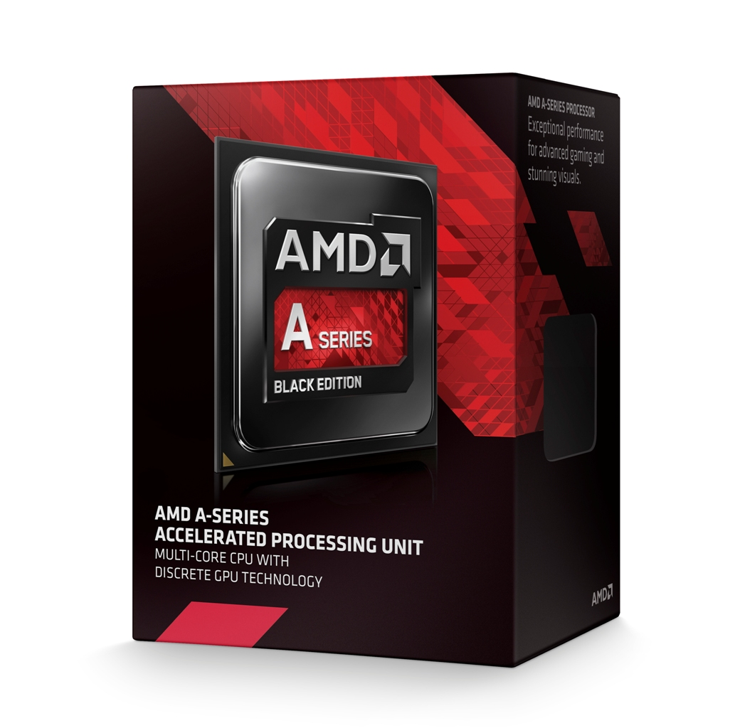 CPU AMD Kaveri A6-7400K 2c Box (3,5Ghz, 1MB)