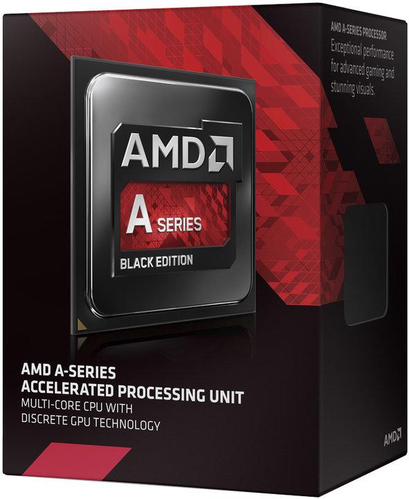 CPU AMD Godavari A6-7470K 2c Box (3,7Ghz, 1MB)