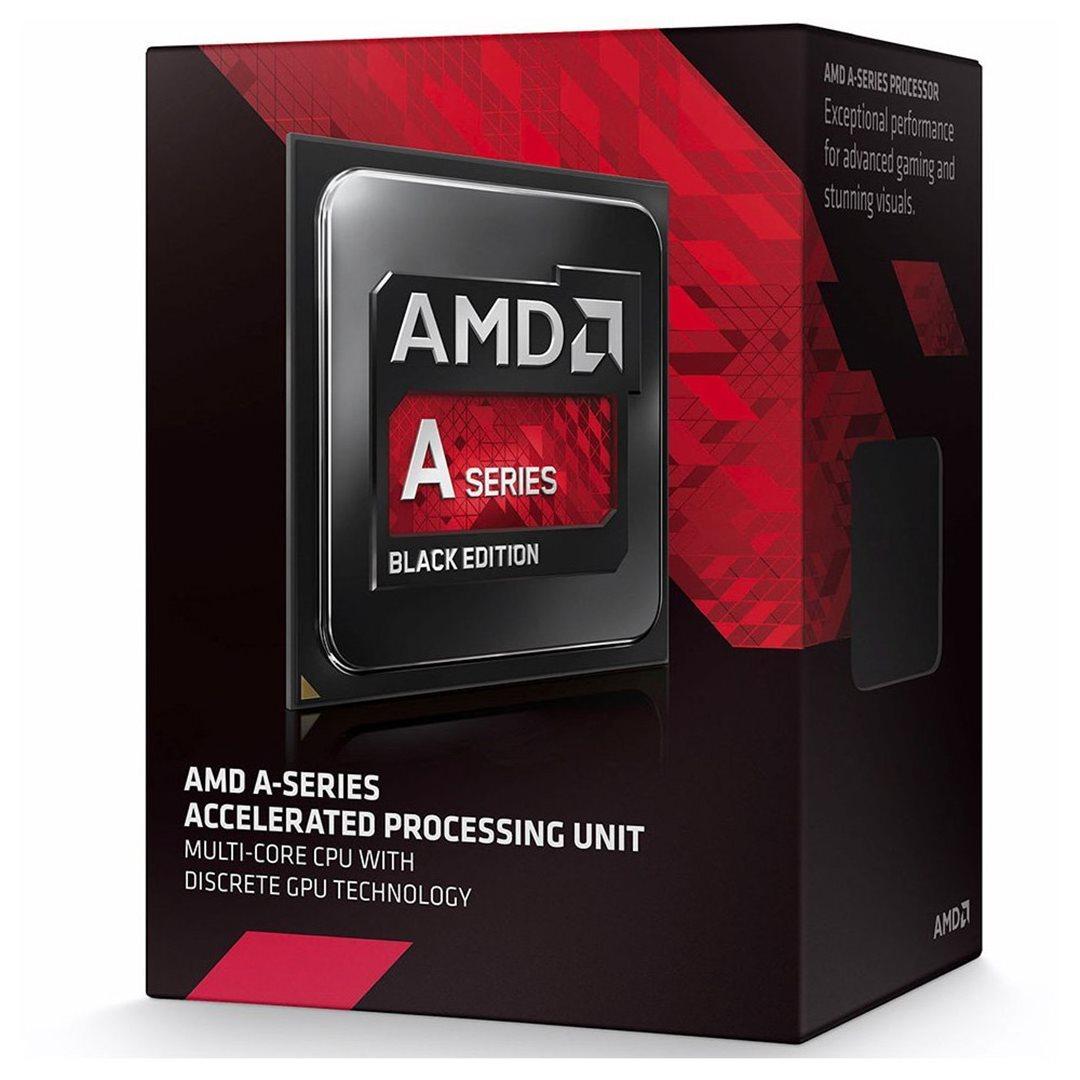 CPU AMD Godavari A10-7870K 4c Box (3,9Ghz,4MB) qui