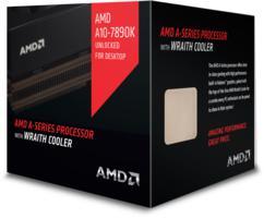 CPU AMD Godavari A10-7890K 4c Box (4,1Ghz,4MB) wra