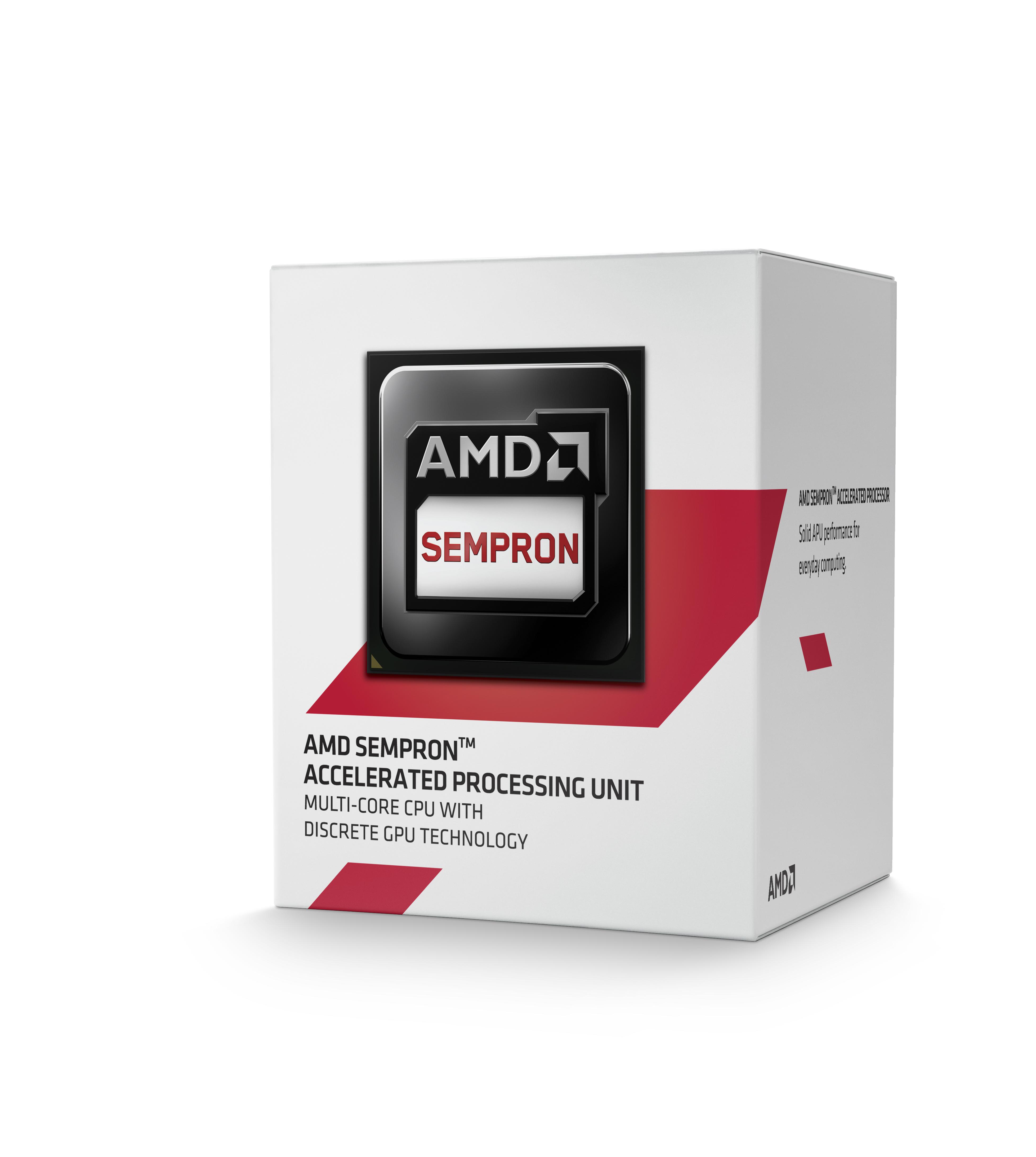 CPU AMD Sempron X2 2650 Kabini 2c B (1,45GHz,1MB)