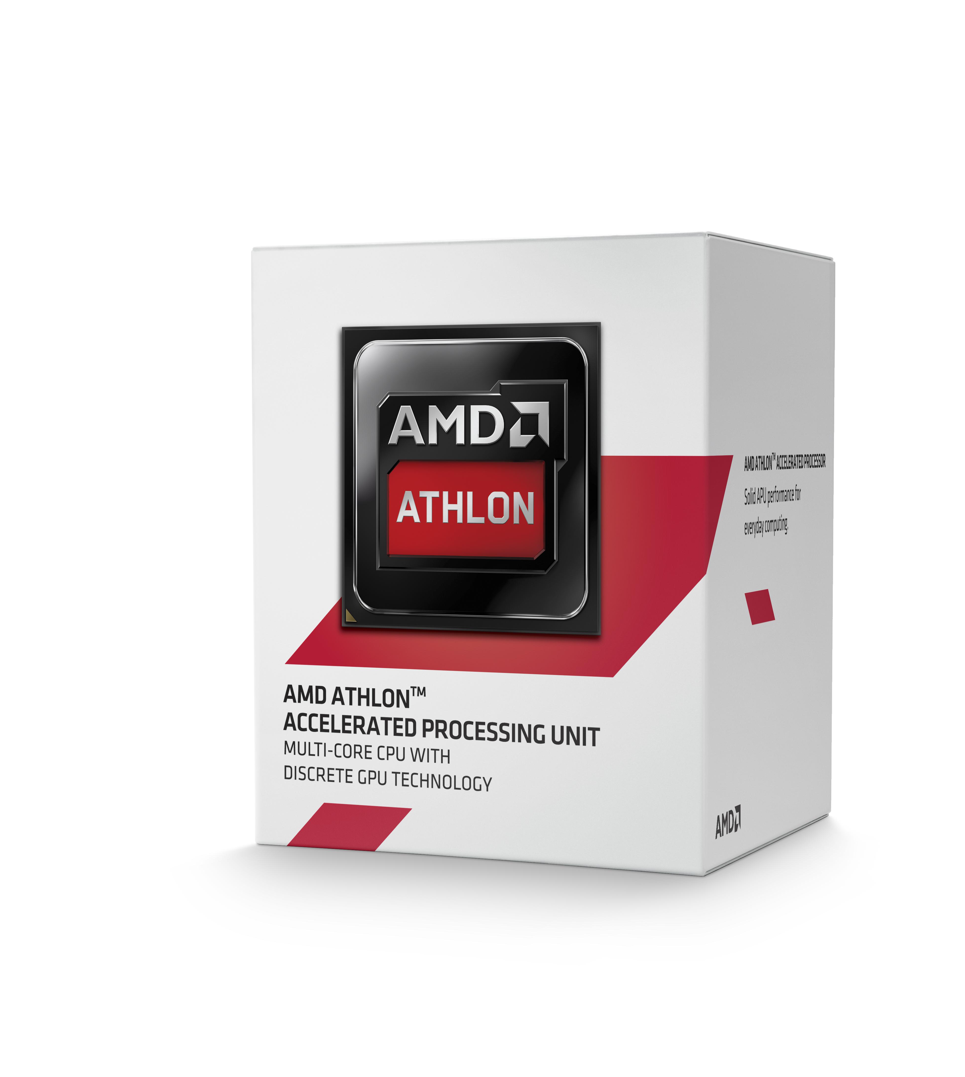 CPU AMD Athlon X4 5350 Kabini 4c B (2,05GHz,2MB)