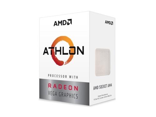 CPU AMD Athlon 240GE 2core (3,5GHz)